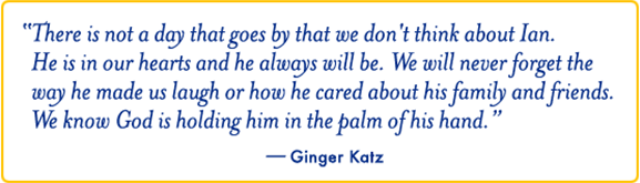 Ginger Katz quote