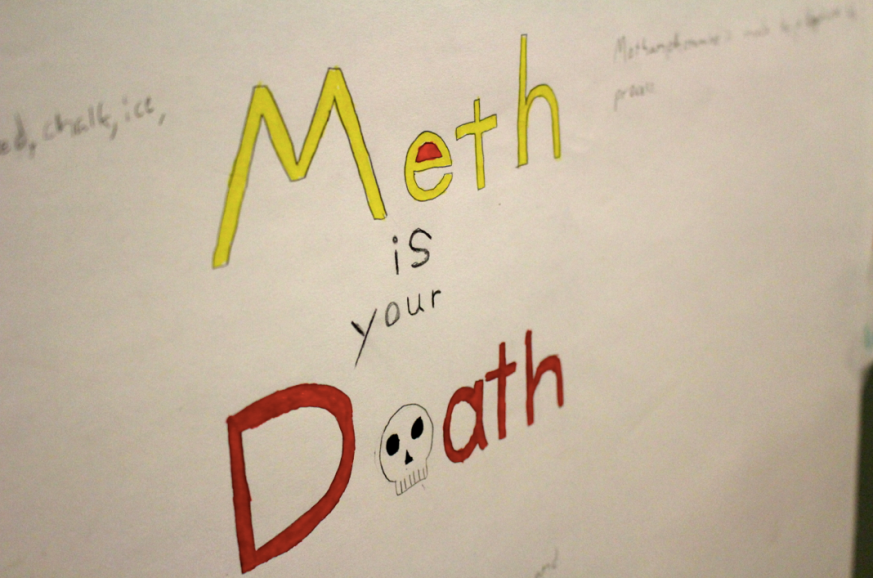 Meth is your Death