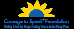 courage to speak logo