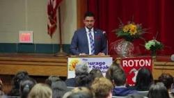 Courage to Speak® Foundation -Steven Hernandez