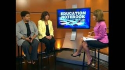 The Courage To Speak® Foundation - The Education Notebook - With Ginger Katz & Millie Seguinot