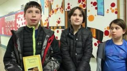 Youth Speaking About Sunny's Story and Courage to Speak® Foundation Impact